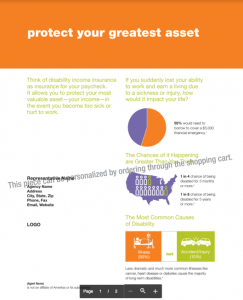 Ameritas Brochure - Protect Greatest Asset