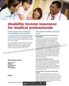 Ameritas - Medical Specialty Brochure