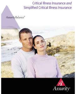 Assurity - Critical Illness Insurance Brochure