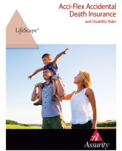 Assurity Acci-Flex Accidental Death Insurance