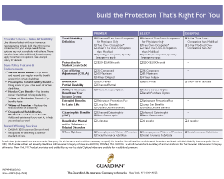 Guardian-Provider-Choice-Package-Checklist