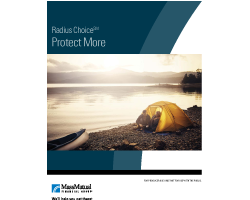Mass Mutual - RadiusChoice Brochure