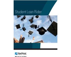 Mass Mutual - Student Loan Rider